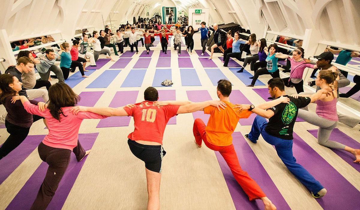 Social Yoga with Richard Brook