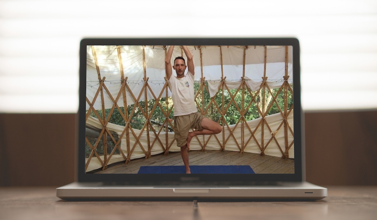 Online Yoga, Meditation, Mindfulness Coaching with Richard Brook