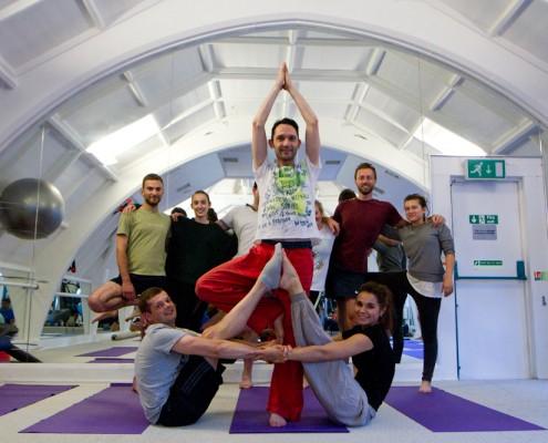 Richard Brook Creative Yoga in London