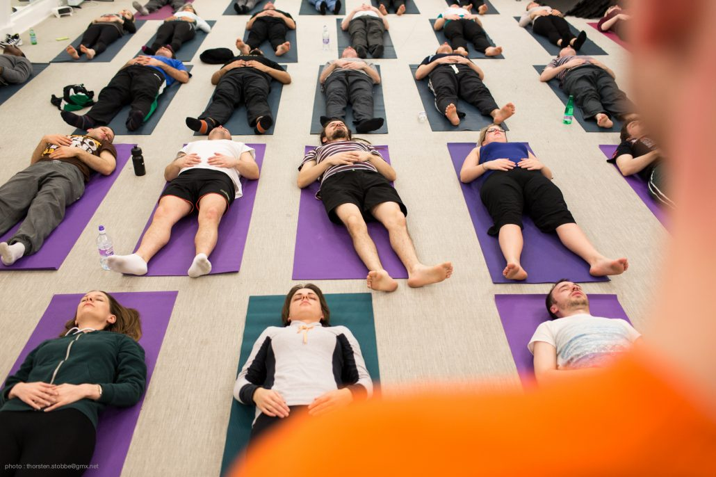 Corporate Yoga London: Office & workplace yoga & Pilates