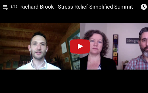 Stress Relief Simplified Full Interview