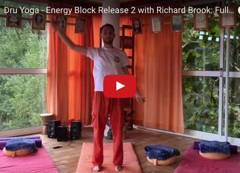 Dru Yoga with Richard Brook - Short Class