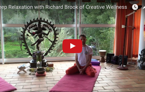 Deep Relaxation with Richard Brook