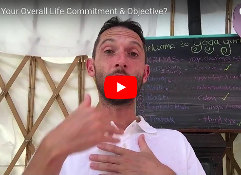 Life Commitment and Objective with Richard Brook