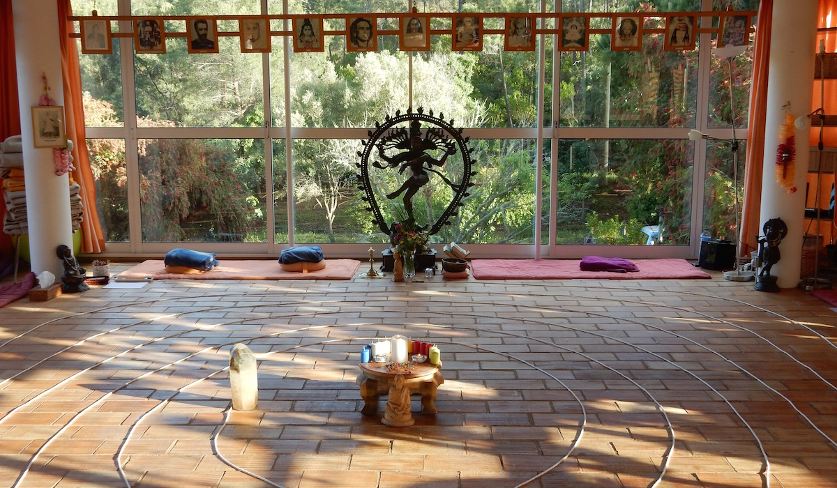Yoga and Wellness Retreats with Richard Brook