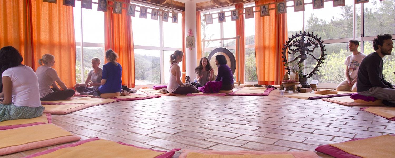 Creative Yoga London Meditation with Richard Brook