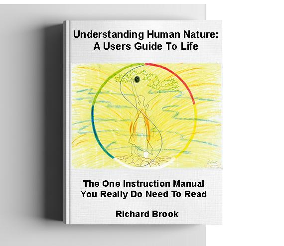 Understanding Human Nature book with Richard Brook
