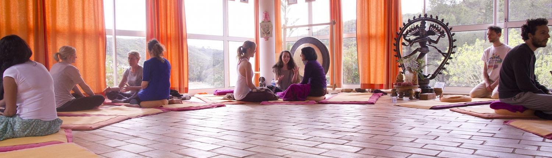 Corporate Yoga London Wellness Programmes with Richard Brook